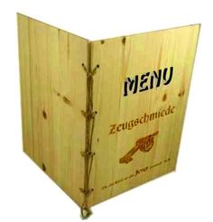 Holz Menu A4-Kiefer A4, Lockers, Locker Storage, Menu, Furniture, Home Decor, Menu Cards, Timber Wood, School