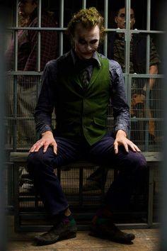 Heath Ledger...Joker