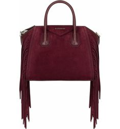 7e52a791b9 Free shipping and returns on Givenchy Small Antigona Fringe Embellished  Suede Satchel at Nordstrom.com