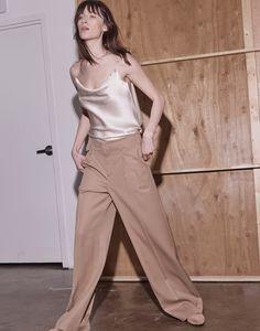 Nili Lotan Fall 2016 Ready-to-Wear Fashion Show