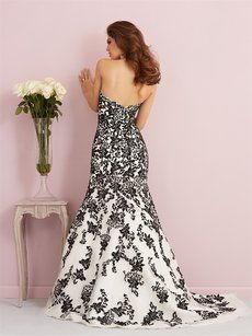 Allure Bridals 2767 Wedding Dress