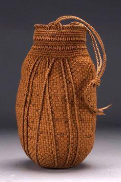 "Jennifer Zurick, Artist, Untitled #67, basket, 9""H x 5""W x 5""D"