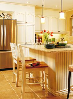 Des armoires de cuisine rafraîchies Page 3 - Décormag
