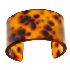 Fornash Tortoise Shell Cuff - One for each wrist of course.