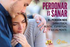 EL PERDÓN NOS SANA FÍSICA, MENTAL, ESPIRITUAL Y SOCIALMENTE. #QuieroVivirSano #SaludEspiritual #PerdonarEsSanar