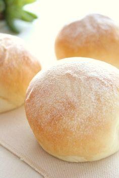 HB使用♡優しい甘さのふわふわミルクパン