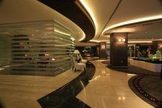 Agaoglu Real Estate Showroom in Dubai- Top Interior design Companies in Dubai- CK Architecture Interiors LLC