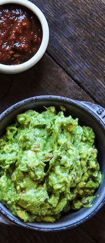 What one goop mom made for dinner: House-Made Guacamole recipe