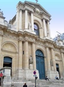 Saint-Roch Church, Rue St. Honore, Paris 1e