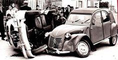Renault 4cv / Citroën 2cv