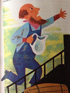 The Sleepytime Storybook, JP Miller, 1962.