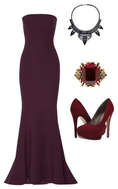 """Formal"" by explorer-145711937110 on Polyvore featuring Elizabeth and James, Alexander McQueen and Michael Antonio"