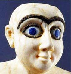 Sumerian face