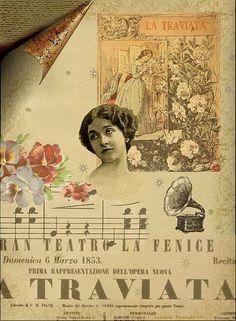 Lina Cavalieri la Traviata #TuscanyAgriturismoGiratola