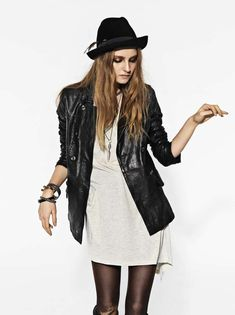 The Gestuz Autumn 2010 Lookbook is Perfect for the Rock and Roll Princess #photoshoots #fashion trendhunter.com