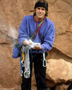 Ive been a climber for many years. This next summer is the fifty-first anniversary of my first climb the three-pitch Army Route in North Cheyenne Canyon Colorado. Since that first route in 1965 Ive met many climbers. Some became longtime friends and partners while others moved away died in accidents or from disease and old age or moved on to other things. But almost all of those men and women that Ive roped up with are still friends. We might not see each other for ten or twenty years but…