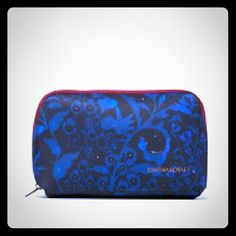 Cynthia Rowley Cosmetic Bag New! Cynthia Rowley Large Cosmetic Bag Cynthia Rowley Bags Cosmetic Bags & Cases