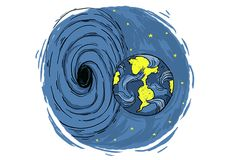 End of the World by Andrés Moncayo, via Behance