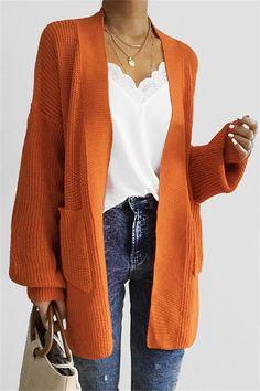 228a30398 20 Best Orange Cardigan images