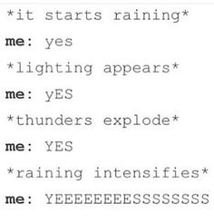 THIS IS ME I LOVE STORMS - Max #textpost #textposts by twatthefuck