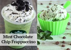 21 Starbucks Secret Menu Drinks And How To Order Them I think we can all agree when I say. The Starbucks Secret Menu is one of the greatest things ever made. Ok, maybe not the greatest thing ever made, but. Starbucks Secret Menu Items, Starbucks Hacks, Starbucks Secret Menu Drinks, Starbucks Coffee, Coffee Frappuccino, Coffee Recipes, Drink Recipes, Seafood Recipes, Mint Chocolate Chips