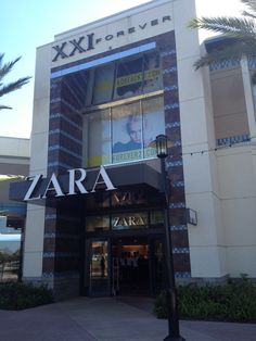 ZARA at the Florida Mall Orlando Florida, Orlando Shopping, Cool, Zara, Shopping Malls, Memories, Orlando