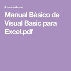 vba excel 2016 programaci n en excel macros y lenguaje vba rh pinterest co uk curso basico vba manual basico vba excel