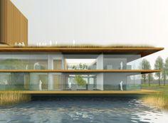 Het NIOO KNAW gebouw in Wageningen wordt gezien als een van de meest duurzame gebouwen in Nederland op dit moment. Het gebouw is ook genomineerd voor de Award Duurzame Architectuur die tijdens het congres Green Buildings 2020 wordt uitgereikt.