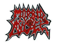Morbid Angel Death Metal Patch Iron on Applique Alternative Clothing Heavy Music  #hat #comiccon #horror #applique #goth