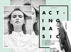 Bruno Tatsumi / Fashion Editorials in Editorial