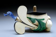 Malcolm Mobutu Smith » Ceramic Insinuations And Vessel Sculptures
