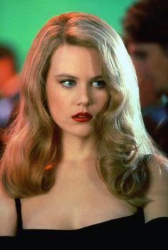 Sultry Nicole Kidman in Batman Forever, 1995