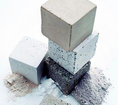 Carbon Negative Cement; magnesium silicates requires less heating while absorbing CO2 from environment; Novacem