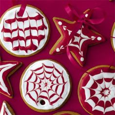 Cute cookies styling