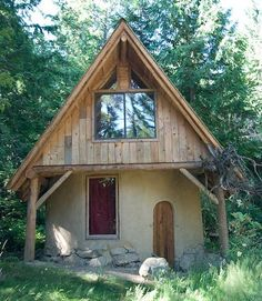 Another Little Cob House