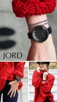 This year, surprise her with an unexpected and beautiful wood watch from JORD!  Natural wood combines with precision movements to create a truly unique and treasured gift for years to come! Find it at www.jordwatches.com.