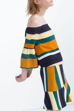 Tendencias primavera 2016 : Zara http://stylelovely.com/shopping/las-tendencias-de-primavera-ya-han-llegado-a-zara/