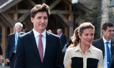 Justin Trudeau's Wife Tests Positive For Coronavirus. Canadian PM Begins Isolation - Culture Puffy Shirt, George Costanza, Julia Louis Dreyfus, Serenity Now, Justin Trudeau, Seinfeld, Behind The Scenes, Positivity, Culture