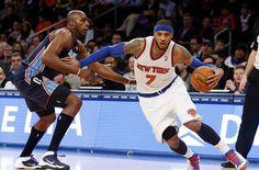 What to Watch For: Charlotte Hornets vs. New York Knicks November 2nd, 2014 #NBA #Knicks #Hornets #TimHardawayJr #CarmeloAnthony #SamuelDalembert #AlJefferson #KembaWalker #LanceStephenson
