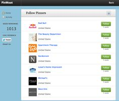 Social Marketing & PR — Get more followers to your #pinterest account #pinwoot