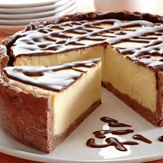 Doprajte si poriadnu dávku sladkého: Bohatá torta s čokoládou Sweet Desserts, Cheesecakes, Vanilla Cake, Baked Goods, Tiramisu, Deserts, Food And Drink, Candy, Baking