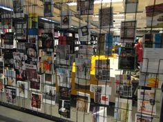 Folders en brochures over lokale bezigheden van klanten op een goede manier plaatsen is de kunst.