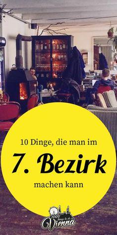 Dachboden im 25Hours, Kirchengasse & Co. - Wir zeigen dir in diesem Artikel 10 Dinge, die du im 7. Bezirk in Wien machen musst.
