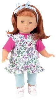 "COROLLE BABY DOLL Vanilla Redhead 14"" 3+ years"