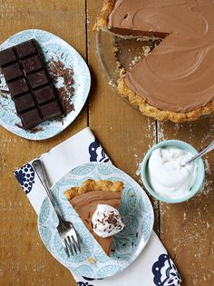 Best French Silk Chocolate Pie