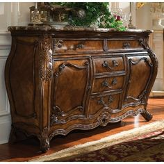 AICO Palais Royale Sideboard | Wayfair