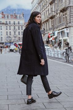 #fashion #ootd #ysl #zadigetvoltaire #richelieu #youth #mode #inspiration #hiver18 #streetstyle #tendance