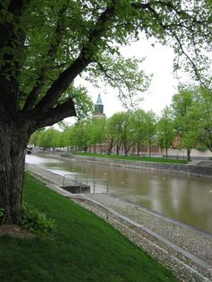 Finland's oldest city; about a day trip from Helsinki. Helsinki, Finland Country, Finnish Language, Turku Finland, Scandinavian Countries, Beautiful Landscapes, Norway, Sweden, Beautiful Places