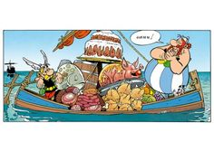 Do not miss the exhibition of Asterix at the BNF!
