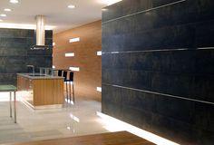 PROYECTOS - Habitat en Santander | PORCELANOSA Interiorismo via http://porcelanosa-interiorismo.com/ @blunbluntv www.blunblun.com
